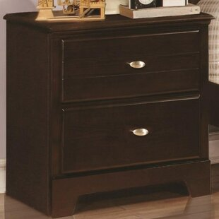 Amarion 2 Drawer Nightstand by Grovelane