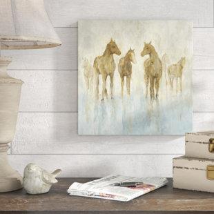 8a96200c70 Horse Wall Art You'll Love | Wayfair