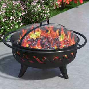 Regal Flame Wellington Outdoor Steel Wood..