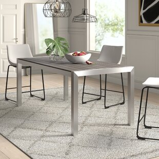 Pegasus Woods Dining Table Mercury Row