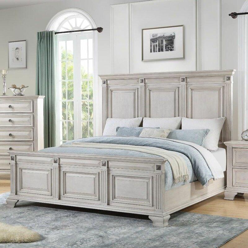 Roundhill Furniture Platform Standard Bed Reviews Wayfair