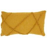 Arpana Cotton Abstract Lumbar Pillow