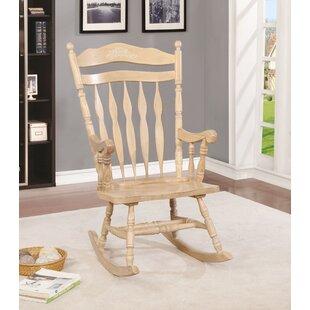 Hayslett Rocking Chair by August Grove