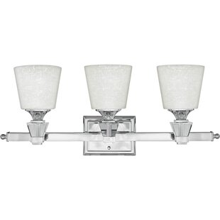 Reviews Gildersleeve 3-Light Vanity Light By Darby Home Co