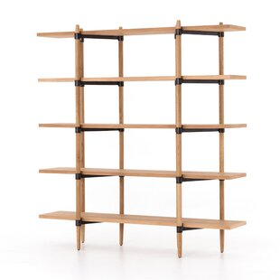 Lilianna Library Bookcase by Corrigan Studio