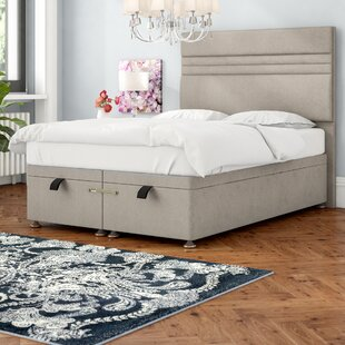 Review Premium Bowgreave Upholstered Ottoman Bed
