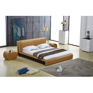 Delozier Upholstered Platform Bed by Orren Ellis