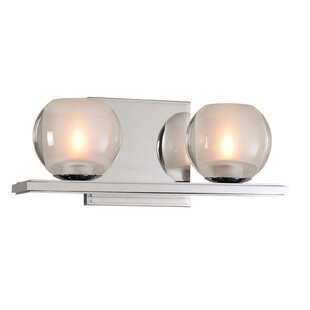 Kalco Corona 2-Light LED Vanity Light