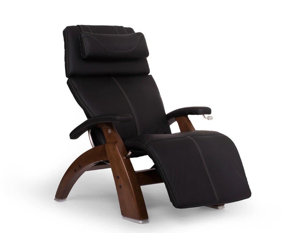 human touch perfect chair® manual glider recliner & reviews | wayfair