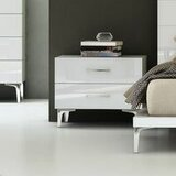 Parsons 2 Drawer Nightstand by Wade Logan®