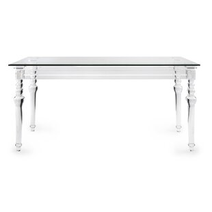 Nakasa Harrison Acrylic Console Table