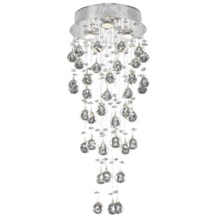 House of Hampton Colne 3-Light Flush Mount