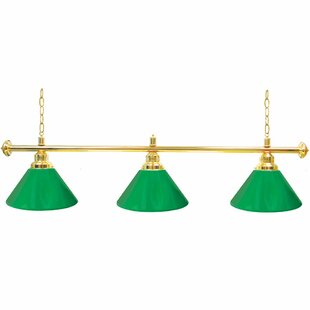 Premium 3 Light Pool Table Lights Pendant