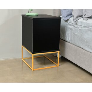 Choi 1 Drawer Bedside Table By Fairmont Park