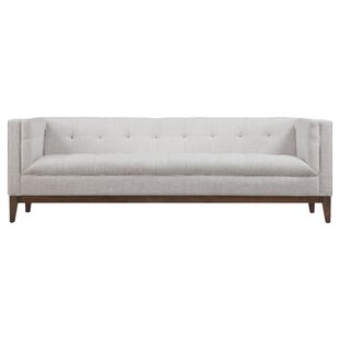 Hedgesville Chesterfield Sofa by Wade Logan