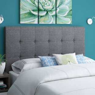 Redding Full Upholstered Headboard by Langley Street