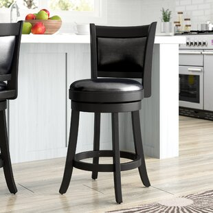 Bellefontaine 24 Swivel Counter Stool