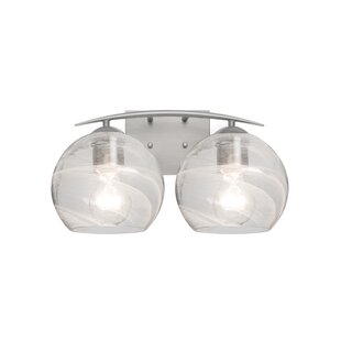 World Menagerie Madsen 2-Light Vanity Light