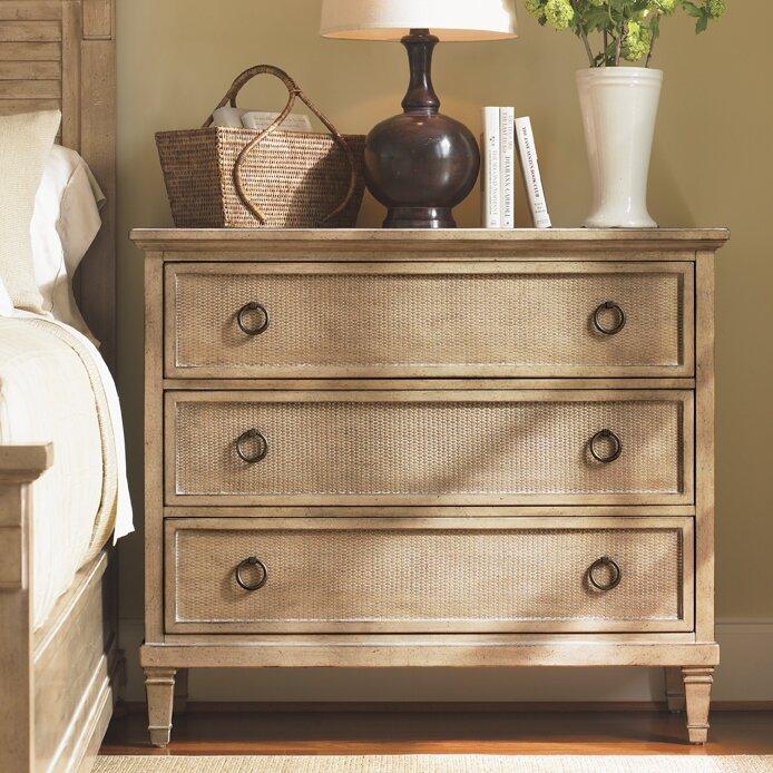 Lexington Monterey Sands Morro Bay 3 Drawer Dresser Reviews Rhwayfair: Three Drawer Dressers For Bedroom At Home Improvement Advice