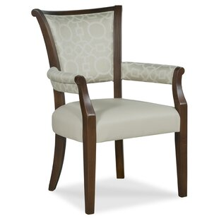 Globe Upholstered Dining Chair by Fairfie..