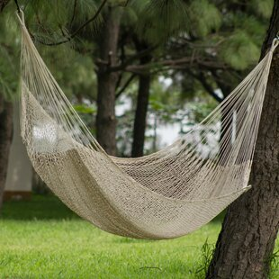 Maya Cotton Tree Hammock b..