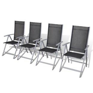 Camping Chair Set (Set Of 4) Image