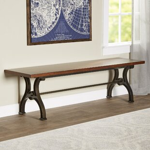 Trent Austin Design Brownwood Bench