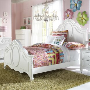 Rylie Panel Bed by Mack & Milo