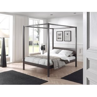 Edmonds European Single Four Poster Bed By Isabelle & Max