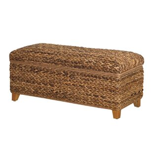 Rosecliff Heights Corley Wood Storage Bench
