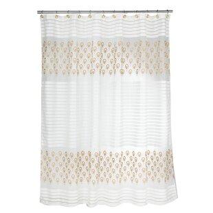 Emeraude Single Shower Curtain