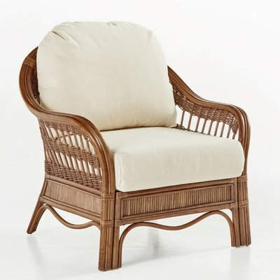 Luxury Rattan Wicker Accent Chairs Perigold