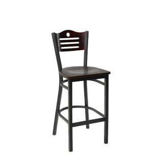 Price Check 30.5 Bar Stool by Premier Hospitality Furniture Reviews (2019) & Buyer's Guide