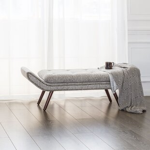 Jacqueline Upholstered Bench by Modern Rustic Interiors