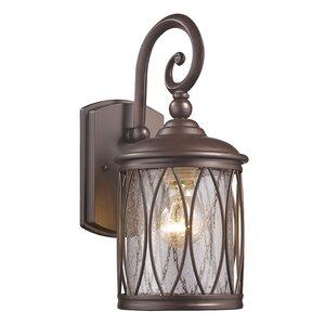 Berghoff 1-Light Outdoor Wall Lantern
