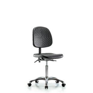 Symple Stuff Edie Medium Bench Office Chair