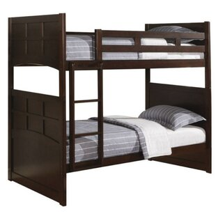 Berna Twin Over Twin Bunk Bed with Underbed Storage