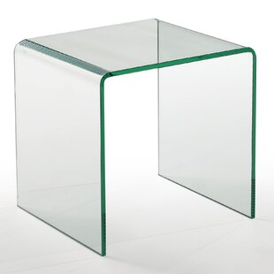 Bent End Table