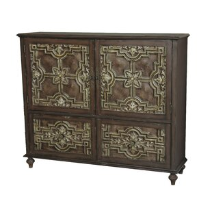 Porras Accent 2 Door Accent Cabinet by One Allium Way