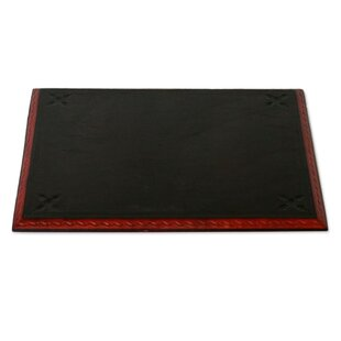 Bloomsbury Market Morden Leather Message from Africa Desk Pad