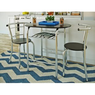 Reenan Dining Set With 2 Chairs By 17 Stories