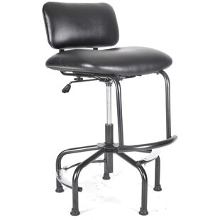 Check Prices Pletcher Drafting Chair by Latitude Run Reviews (2019) & Buyer's Guide