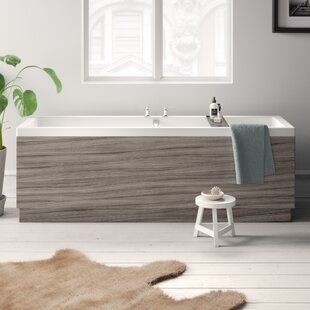 Bath Front Panel with Plinth by Hudson Reed