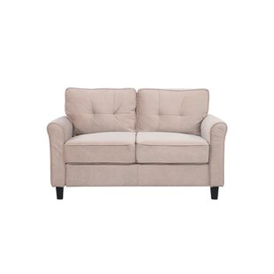Compare Cambridgeshire Classic Ultra Loveseat by Ebern Designs Reviews (2019) & Buyer's Guide