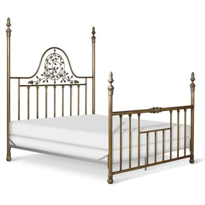 King Four Poster Bed by Co..