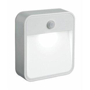 Mr. Beams Plastic Motion-Sensing LED Night Light