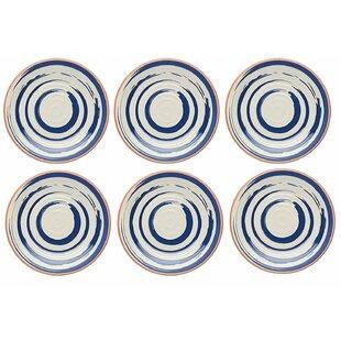 Lulworth Melamine Dessert Plate (Set Of 6) By KitchenCraft