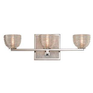 Kalco Bianco 3-Light LED Vanity Light