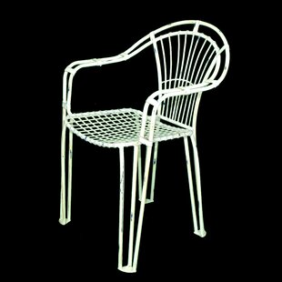 August Grove Imani Garden Stacking Patio Dining Chair