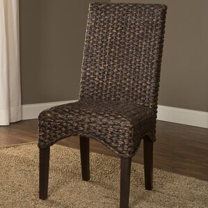 Simply Sydney Water Hyacinth Dining Chair (Set of 2) by Hillsdale Furniture